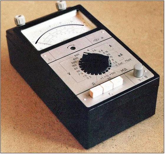 Комбинированный прибор Ц4312
