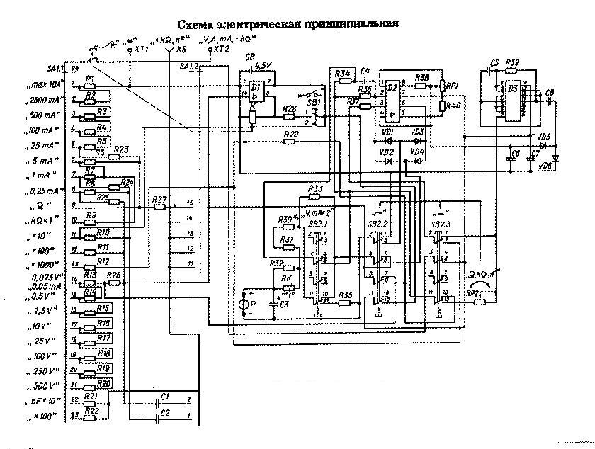 инструкция ц43101 инструкция